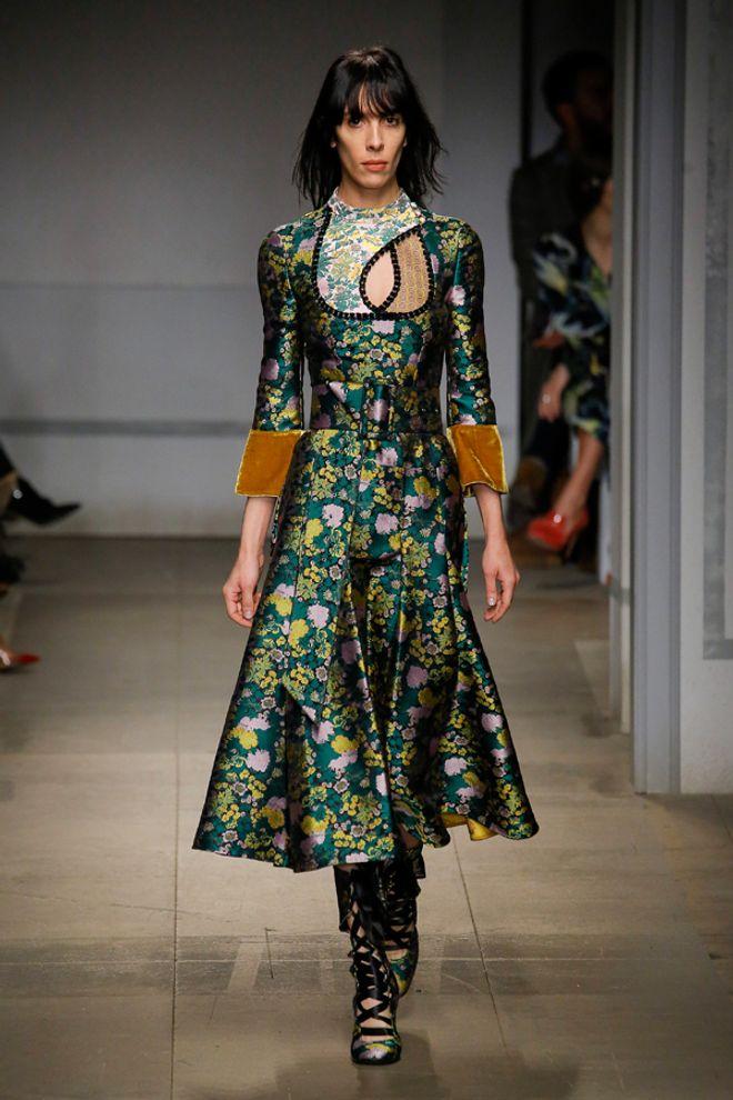 Sfilate London Fashion Week autunno inverno 2017 2018