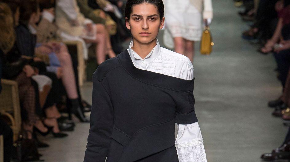Burberry febrero 2017 London Fashion Week