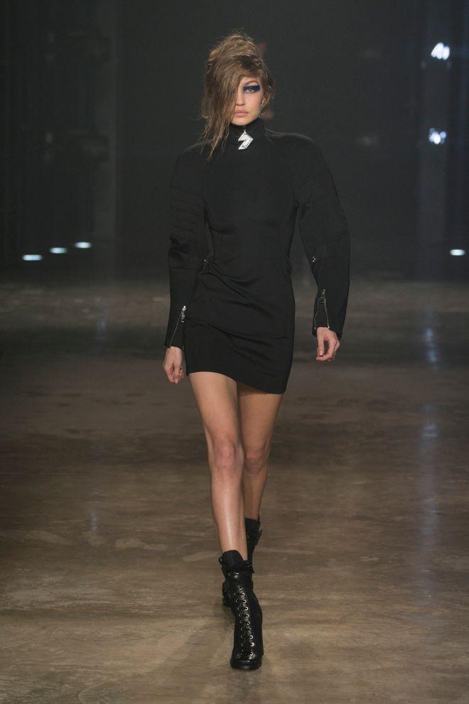 Versus Versace otoño-invierno 2017/2018 London Fashion Week