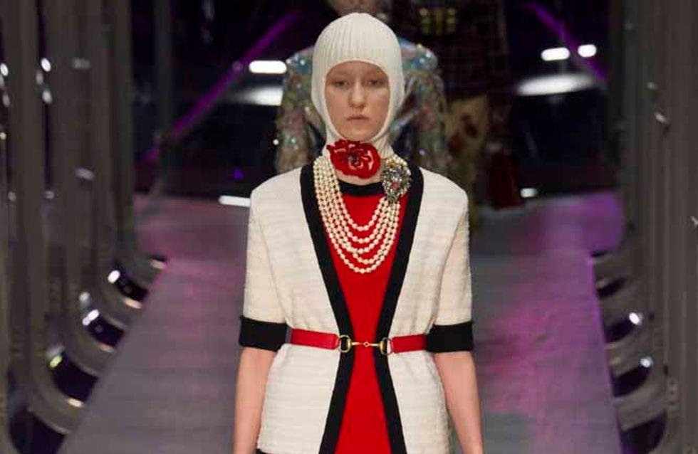 Gucci otoño-invierno 2017/2018 Milan Fashion Week