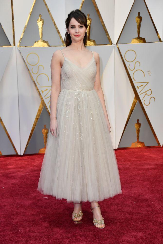 Oscars 2017 : les plus belles robes