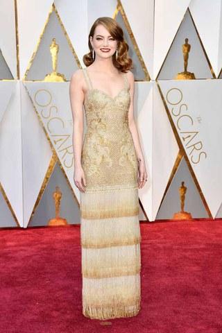 Oscars 2017: Emma Stone