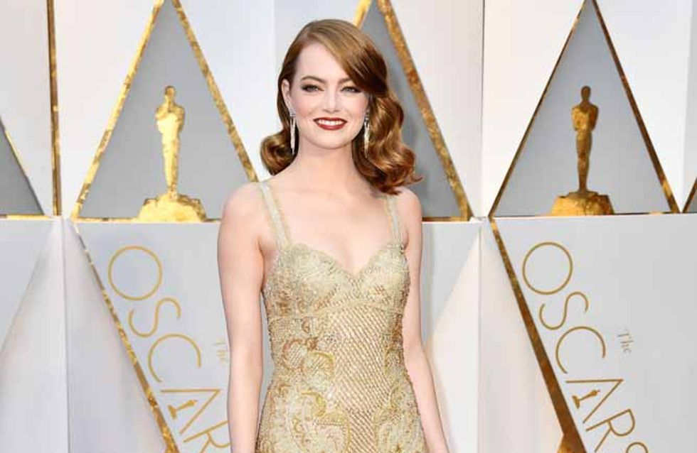 Oscars 2017: The Best Dressed Stars From Last Night's Ceremony