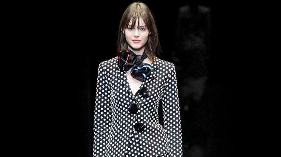 Emporio Armani otoño-invierno 2017/2018 Milan Fashion Week