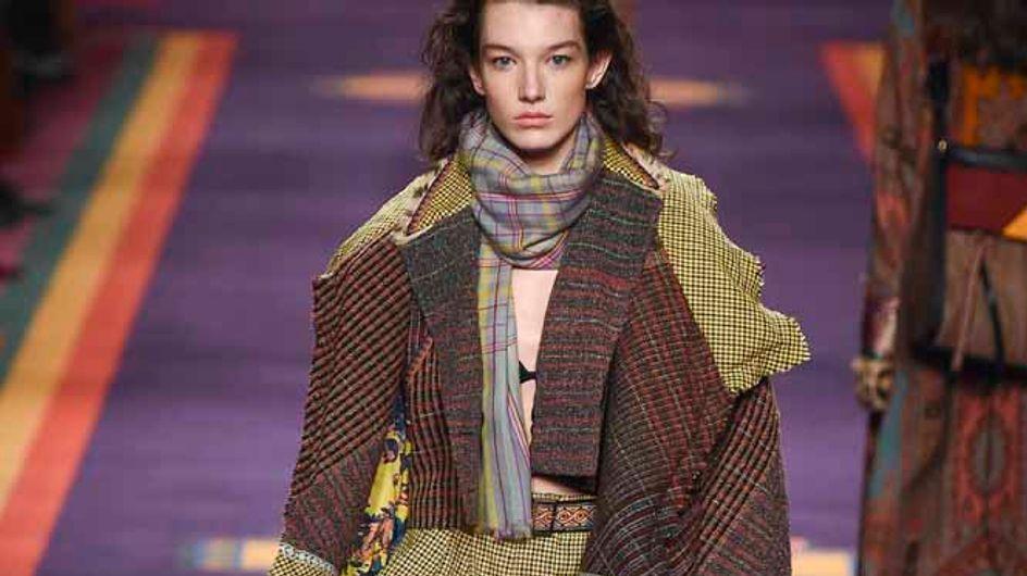 Etro otoño-invierno 2017/2018 Milan Fashion Week