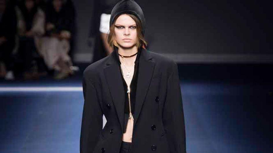 Versace otoño-invierno 2017/2018 Milan Fashion Week