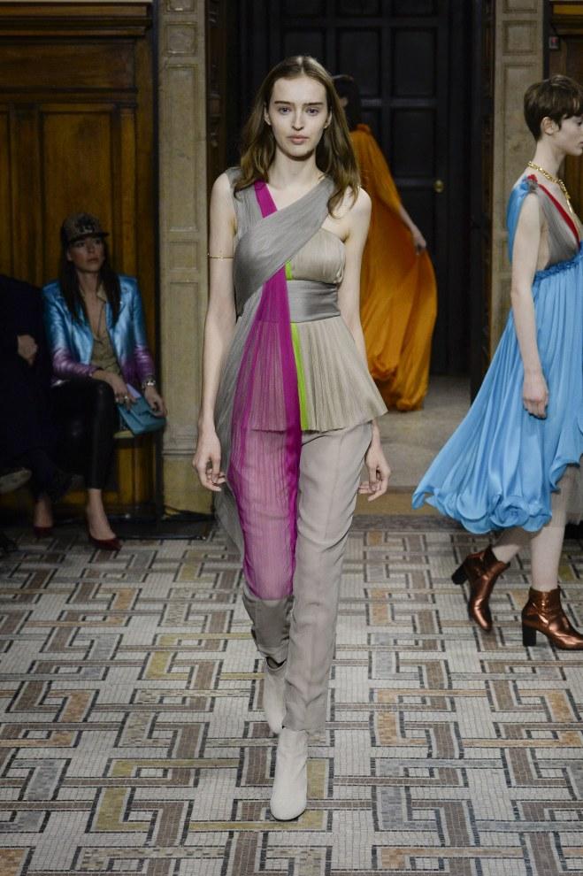 Vionnet otoño/invierno 2017/2018 Milan Fashion Week