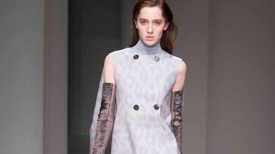 Salvatore Ferragamo otoño-invierno 2017/2018 Milan Fashion Week