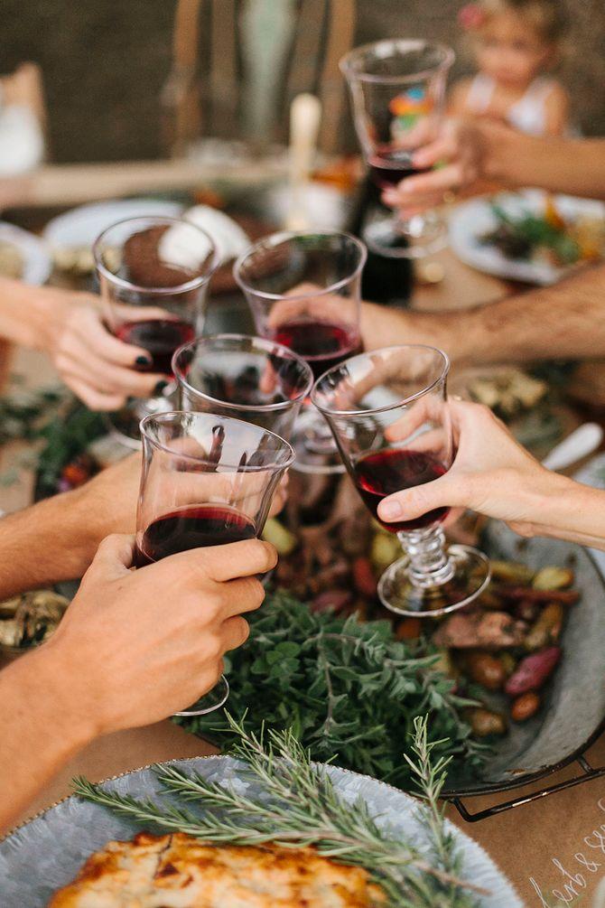 Os pratos ideias para cada tipo de vinho