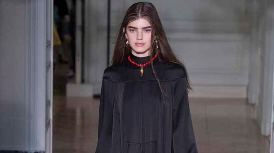 Valentino otoño-invierno 2017/2018 Paris Fashion Week