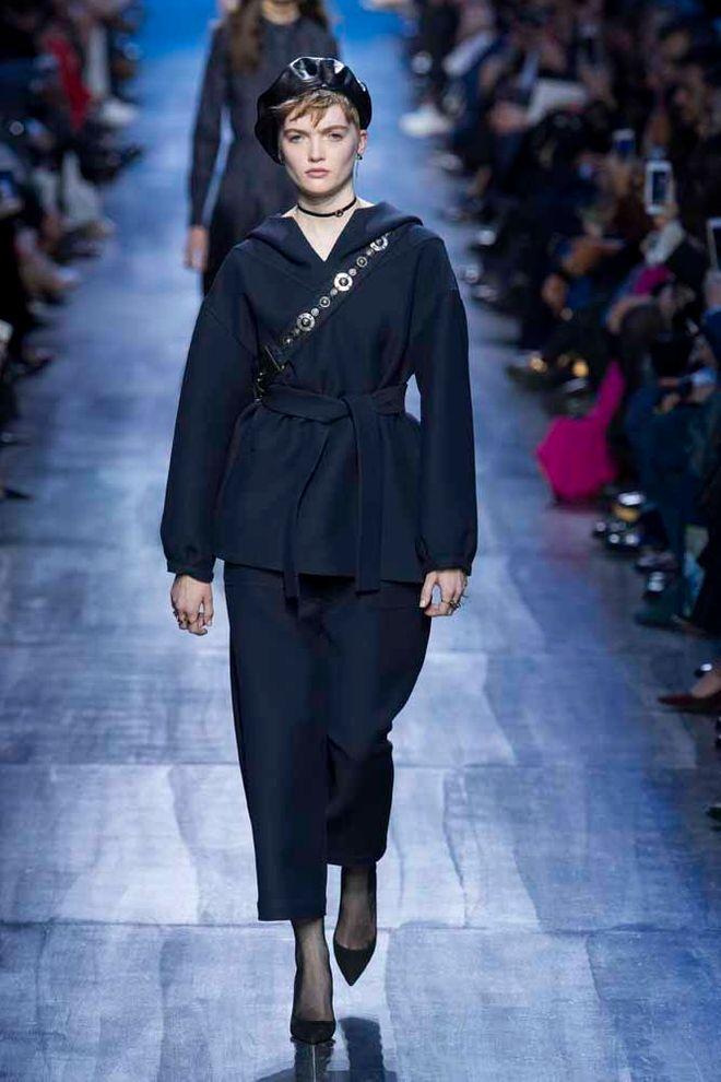 Christian Dior otoño-invierno 2017/2018 Paris Fashion Week