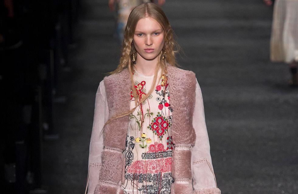 Fashion week Paris, les meilleurs looks prêt-à-porter automne/hiver 2017-2018