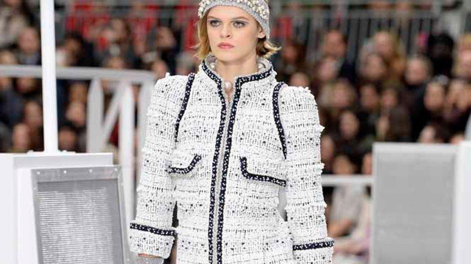 Chanel otoño-invierno 2017/2018 Paris Fashion Week