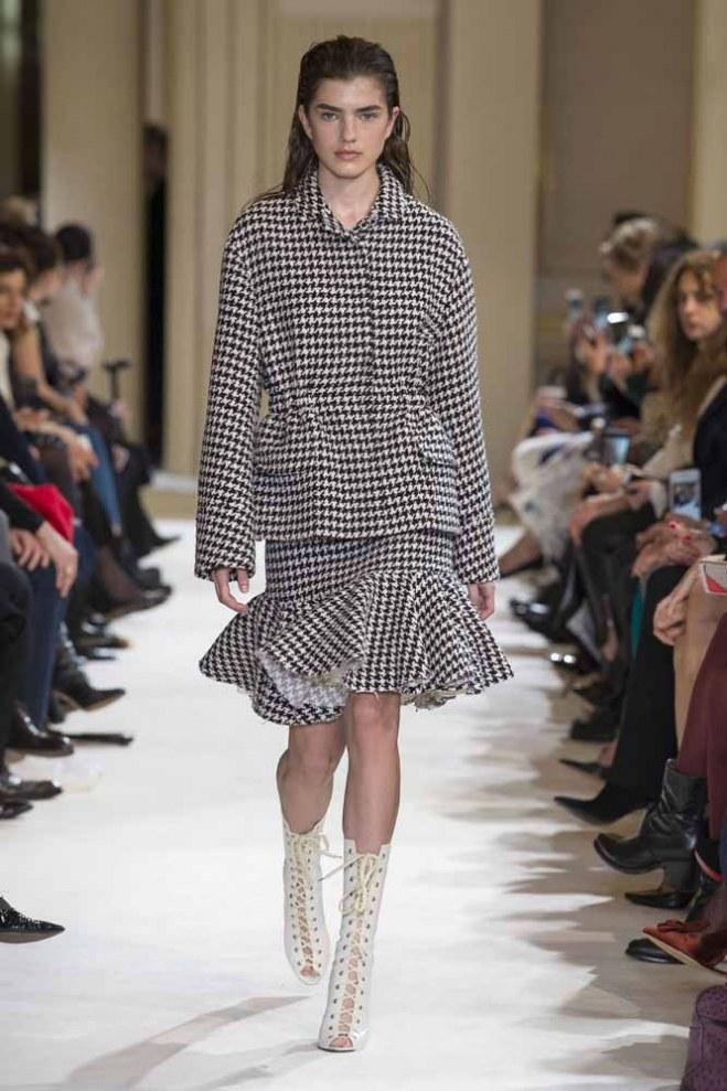 Giambattista Valli otoño-invierno 2017/2018 Paris Fashion Week