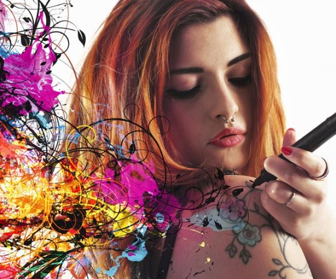 65 ideas creativas para cubrir un mal tatuaje
