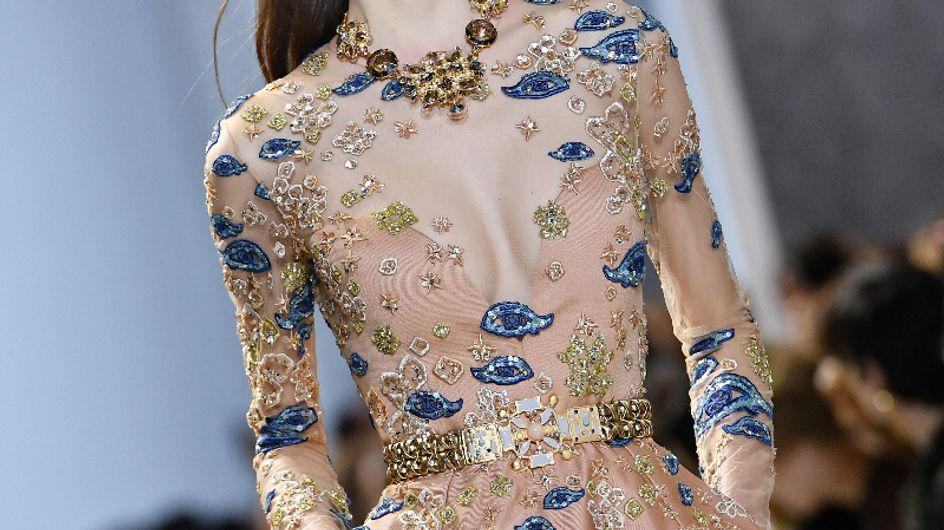 Os vestidos mais incríveis da temporada de moda de Paris 2017