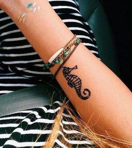17 tatuagens para as apaixonadas pelo mar