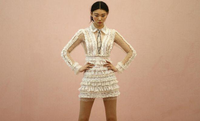 30 vestidos apaixonantes das passarelas de Milão