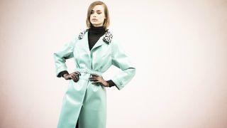 Os casacos mais lindos da Semana de Moda de Milão