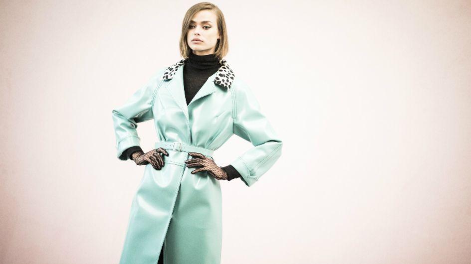 Os casacos das passarelas de Milão