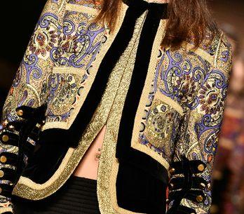 Casacos e jaquetas da Semana de Moda de Paris