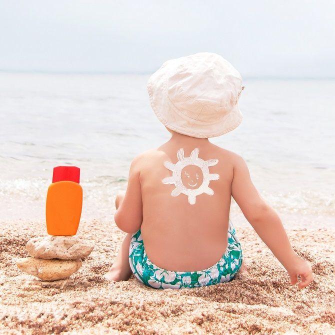 Creme solari migliori per bambini e neonati: ecco le marche con un buon inci