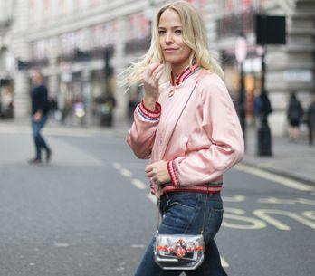 Como combinar jaqueta bomber? O melhor do street style ensina