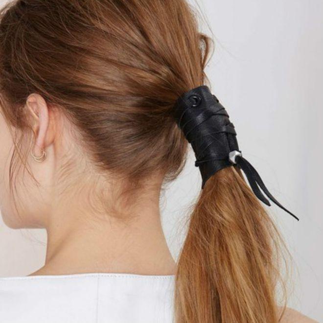 Como usar acessórios no cabelo