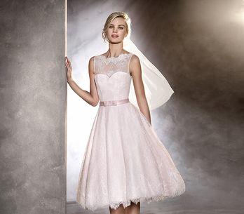 A coleção 2017 de vestidos de noiva Pronovias merece um like
