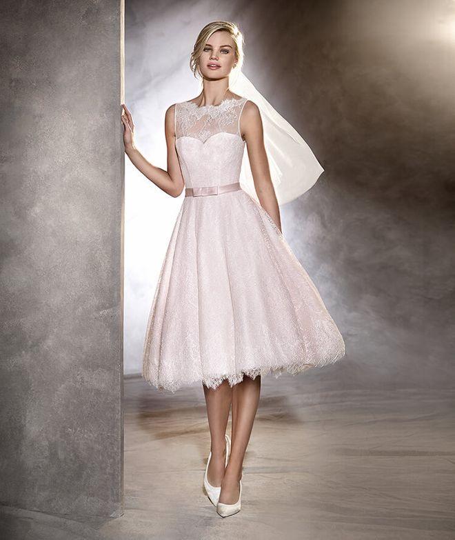 Pronovias: vestidos de noiva 2017