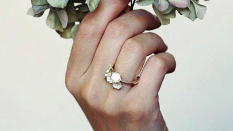 Alternativas brilhantes ao anel de noivado tradicional