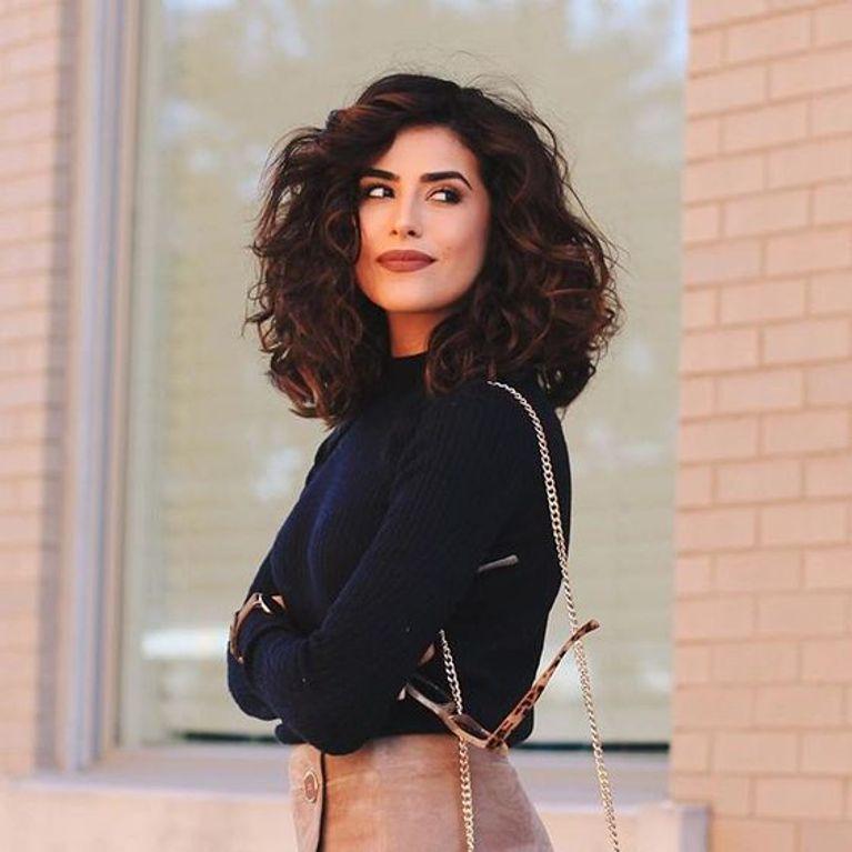 Los Mejores Peinados Para Media Melena Foto Enfemenino