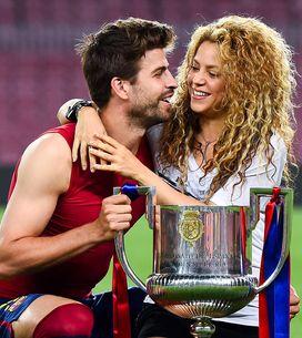 O álbum da família Shakira-Piqué