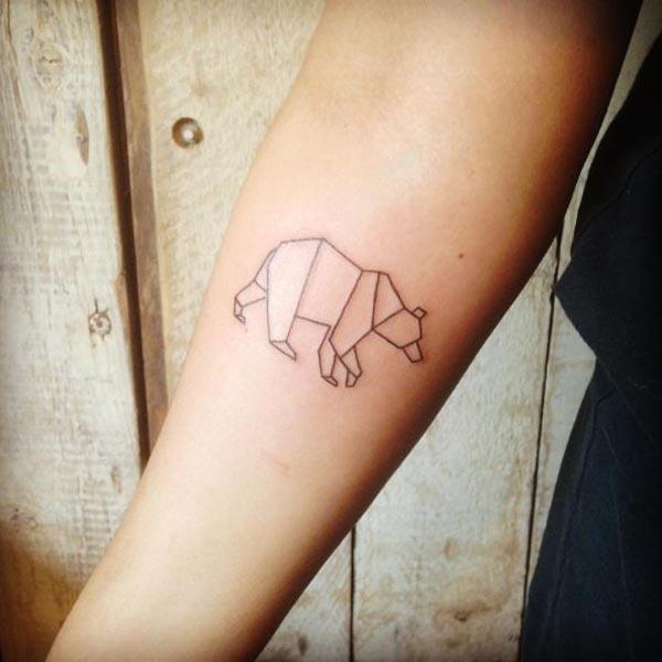 Tatouage Geometrique Les Plus Beaux Tattoos Geometriques