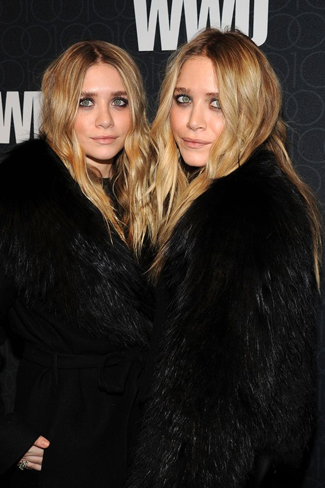 Olsen Twins Hair