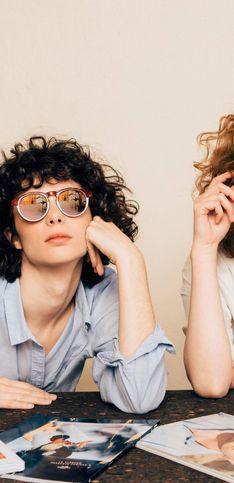 Lo último en tendencias de gafas de sol, ¡échales el ojo!