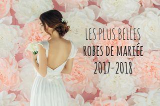 Robes de mariée 2017-2018