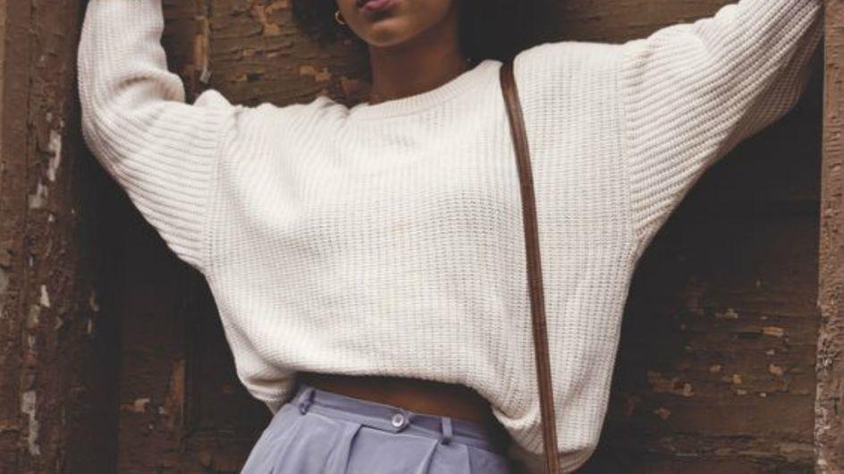 Queremos que um tricô te aqueça neste inverno