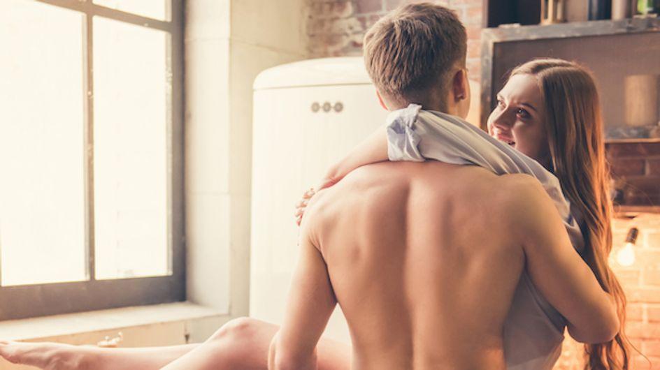 15 posizioni per fare sesso in piedi!