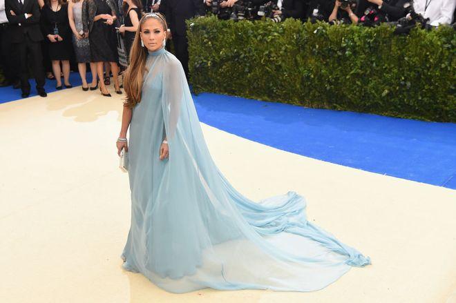 Jennifer Lopez (2016) - La evolución de los looks de Jennifer Lopez