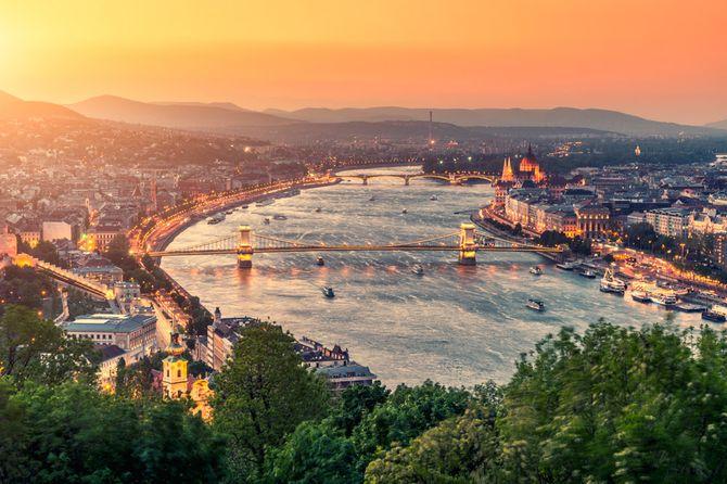 Destinos exóticos para viajar - Hungría