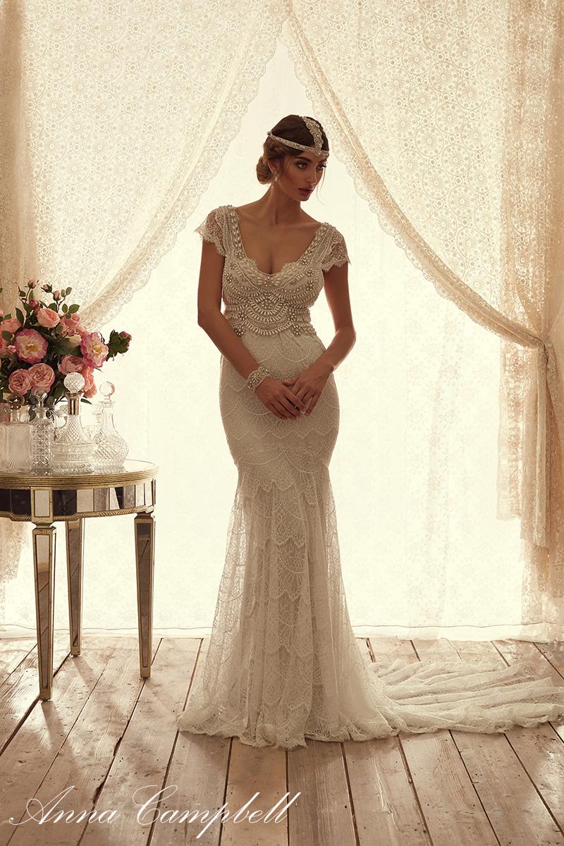 Brautkleider Vintage 20: Das sind die 20 schönsten