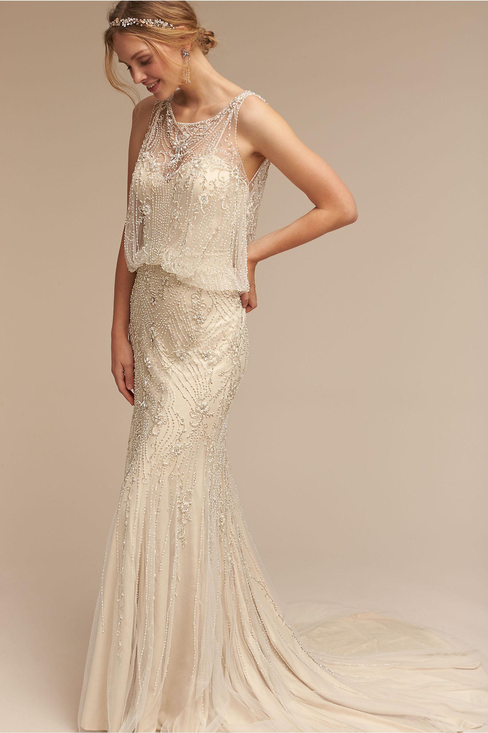 Zum Verlieben schön: Vintage-Brautkleider