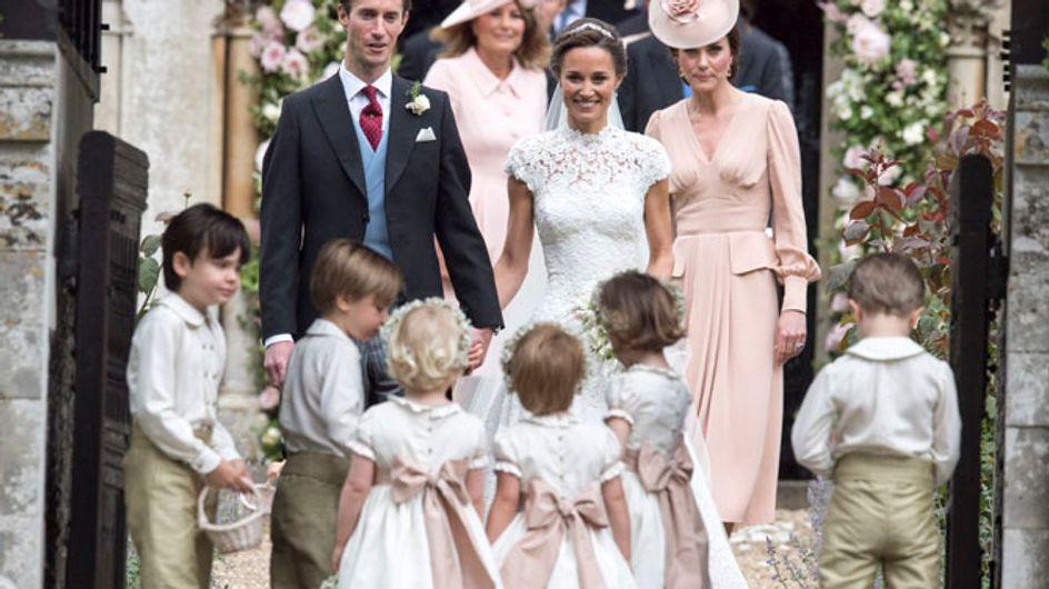 Il matrimonio Pippa Middleton: tutte le foto più belle!