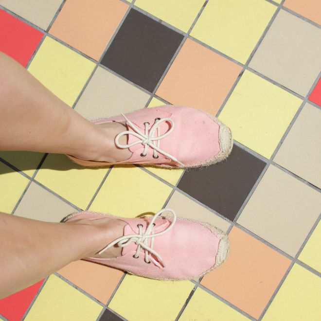 Espadrillas scarpe estive