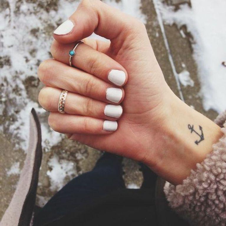 Tatuajes Para La Muñeca Foto Enfemenino
