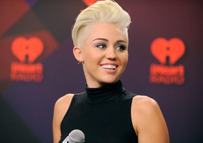 Miley Cyrus es Sagitario