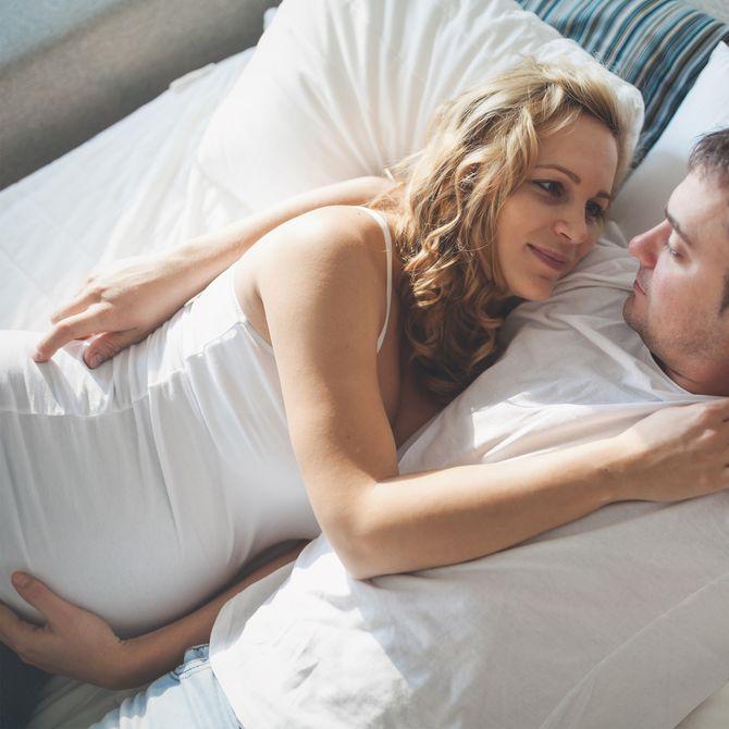 Come si dorme quando si è in gravidanza?