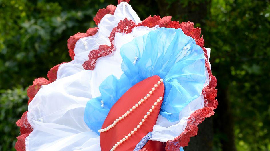 ¡Qué comience el desfile! Los mejores y más extravagantes tocados de Ascot