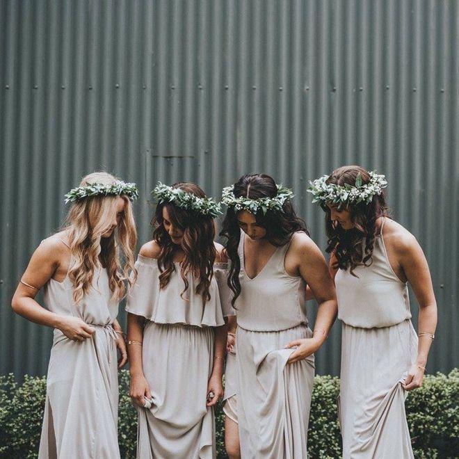 Peinados para bodas de noche y de día